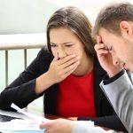 Cómo evitar los errores financieros