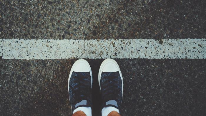 Porque cruzamos la línea