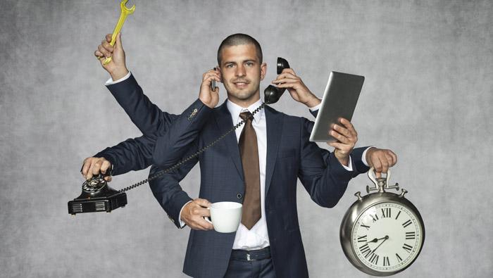 """El """"Multitasking"""" y sus efectos"""