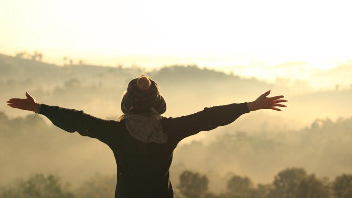 La serenidad: una elección de amor propio