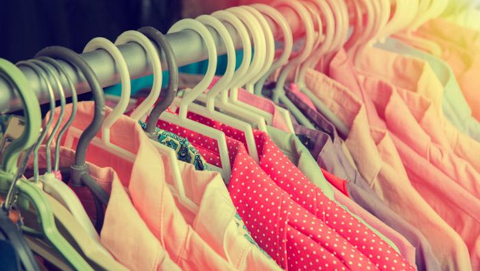 La ropa es un gesto de su personalidad