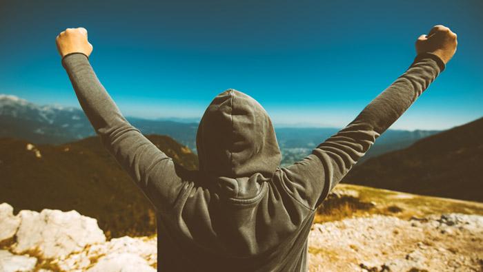 Un triunfador: ¡se reinventa!