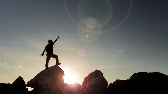 Triunfar debe ser tu pasión, no tu obsesión